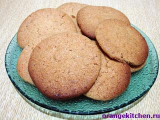 песочное печенье без яиц рецепт с какао