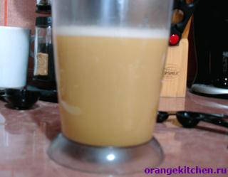 Овсяное печенье без яиц в процессе приготовления