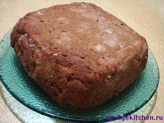 Вегетарианские рецепты с фото: постный яблочный пирог без яиц