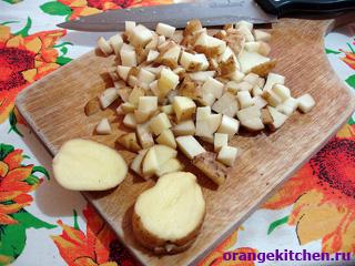 Картошка для самос