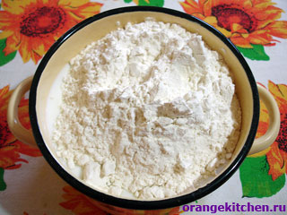 Рецепт блинов на кефире 1 литр без миксера