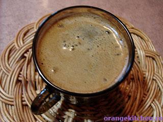 Кофе Макса Фрая в чашке