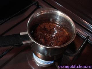 Вторая вода для кофе Три воды