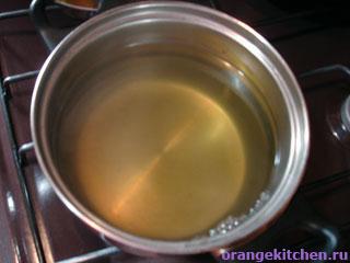 Постный бульон для гречневого супа