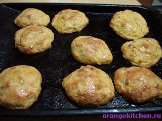 Веганский рецепт соленых тыквенных булочек