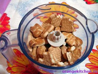 Печенье для чизкейка без сыра