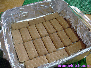 Ленивый чизкейк из печенья: Фото 3