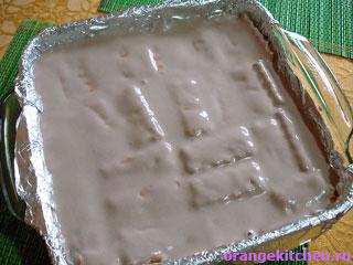 Ленивый чизкейк из печенья: Фото 5