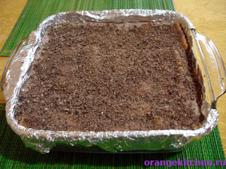 Ленивый чизкейк из печенья: Фото 6