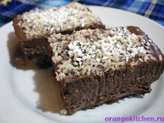 Вегетарианские рецепты с фото: шоколадное суфле