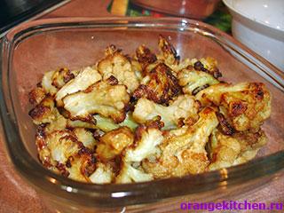 Вегетарианский рис с цветной капустой: Фото 3