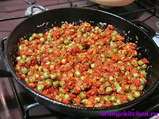 Вегетарианский рис с цветной капустой: Фото 8