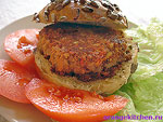 Вегетарианские блюда из круп: постные котлеты из гречки и чечевицы