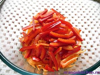 Вегетарианский морковный салат с ореховым йогуртом: Фото 3