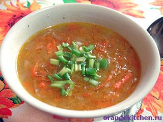 Вегетарианские рецепты с фото: постные щи