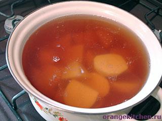 Вегетарианский картофельный суп с овсянкой: Фото 1