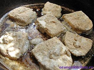 Вегетарианские сырные наггетсы: Фото 3