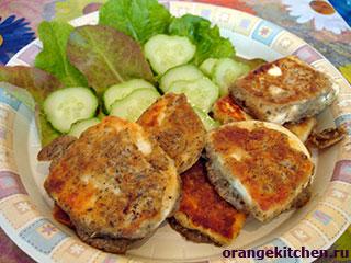 Вегетарианские сырные наггетсы: Фото 4