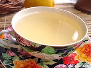 Вегетарианские рецепты с фото: Солнечный чай