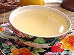 Вегетарианские напитки: солнечный чай