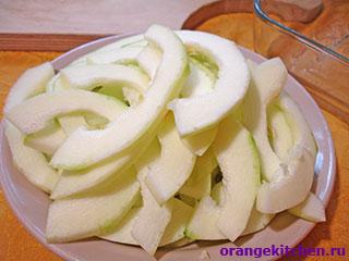 Вегетарианская запеканка из кабачков: Фото 1