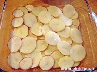 Вегетарианская запеканка из кабачков: Фото 3