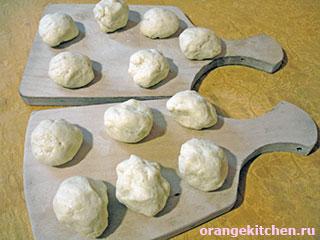 Рогалики без яиц с мармеладом: Фото 2
