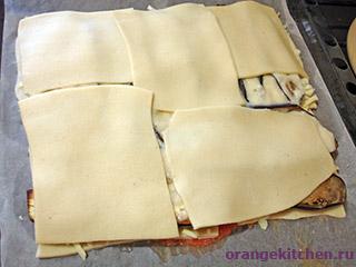 Вегетарианская лазанья и тесто для лазаньи без яиц: Фото 15