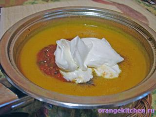 Суп-пюре из тыквы: Фото 6