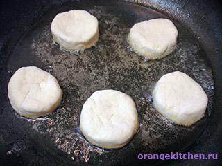 Вегетарианские сырники без яиц: Фото 5