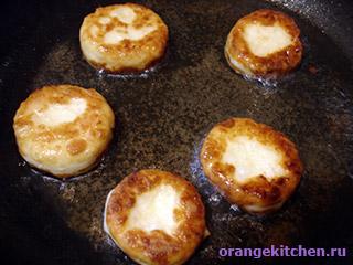 Вегетарианские сырники без яиц: Фото 6