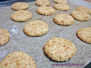 Вегетарианское миндальное печенье: Фото 4