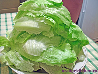 Вегетарианский салат Цезарь: Фото 2