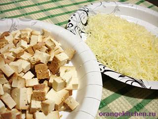 Вегетарианский салат Цезарь: Фото 3