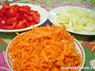 Вегетарианское жаркое из чечевицы: Фото 3