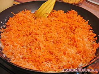 Вегетарианские сладкие морковные шарики: Фото 1