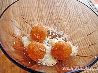 Вегетарианские сладкие морковные шарики: Фото 4