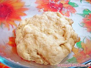 Постный вишневый пирог: Фото 2