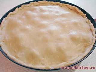 Постный вишневый пирог: Фото 6