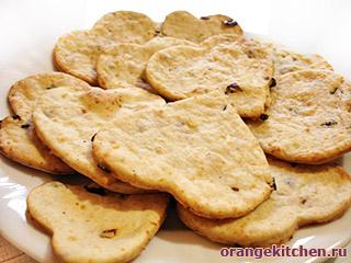 Вегетарианские рецепты с фото: сырные крекеры