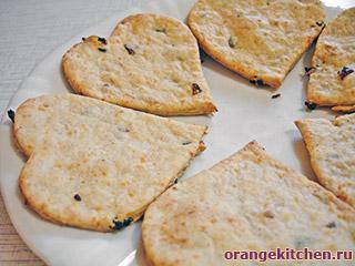 Вегетарианские сырные крекеры: Фото 7