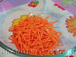 Вегетарианский салат с кукурузой: Фото 2