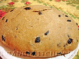 Постный хлеб с ячменной мукой: Фото 5
