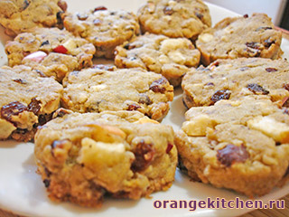 Вегетарианские рецепты с фото: печенье из рисовой муки