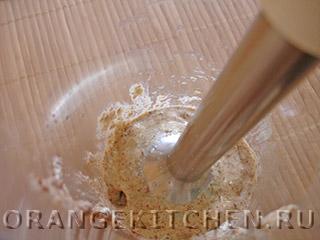 Постный майонез из льняной муки: Фото 2