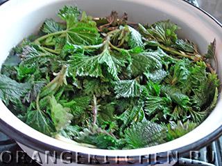 Вегетарианские биточки с крапивой: Фото 2