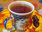 Вегетарианские напитки: травяной чай