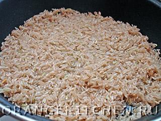 Лимонный желтый рис: Фото 1