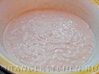 Постные дрожжевые оладьи без яиц: Фото 2