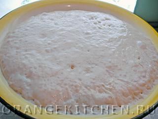 Постные дрожжевые оладьи без яиц: Фото 3